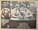 DEAD MEN DON'T WEAR PLAID (Card 6) Cinema Lobby Card Set