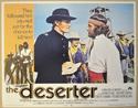 THE DESERTER (Card 5) Cinema Lobby Card Set