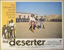 THE DESERTER (Card 7) Cinema Lobby Card Set