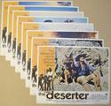 THE DESERTER Cinema Lobby Card Set