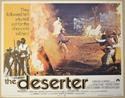 THE DESERTER (Card 3) Cinema Lobby Card Set