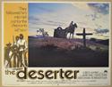 THE DESERTER (Card 8) Cinema Lobby Card Set