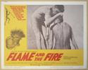 FLAME AND THE FIRE (Card 7) Cinema Lobby Card Set