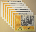 Fool Killer (The) <p><a> Set Of 8 Cinema Lobby Cards </i></p>