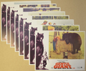 Gentle Giant (Gentle Ben) <p><i> Set Of 8 Cinema Lobby Cards </i></p>