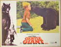 GENTLE GIANT (Card 2) Cinema Lobby Card Set