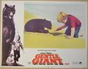 GENTLE GIANT (Card 8) Cinema Lobby Card Set