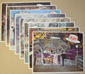 Half A Sixpence <p><i> Set Of 8 Cinema Lobby Cards </i></p>