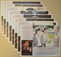 HARD TO HOLD Cinema Lobby Card Set
