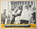 HARRY IN YOUR POCKET (Card 2) Cinema Lobby Card Set