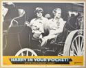 HARRY IN YOUR POCKET (Card 3) Cinema Lobby Card Set