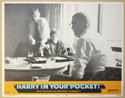 HARRY IN YOUR POCKET (Card 4) Cinema Lobby Card Set