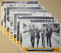 Harry In Your Pocket <p><i> Set Of 8 Cinema Lobby Cards </i></p>