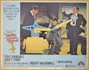 HELLO DOWN THERE (Card 8) Cinema Lobby Card Set