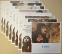Iceman <p><a> Set Of 8 Cinema Lobby Cards </i></p>