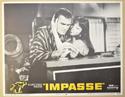 IMPASSE (Card 2) Cinema Lobby Card Set