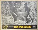 IMPASSE (Card 4) Cinema Lobby Card Set