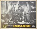 IMPASSE (Card 6) Cinema Lobby Card Set