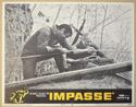 IMPASSE (Card 7) Cinema Lobby Card Set