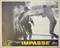 IMPASSE (Card 8) Cinema Lobby Card Set