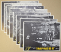 Impasse <p><i> Set Of 8 Cinema Lobby Cards </i></p>