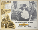 THE INVINCIBLE SIX (Card 2) Cinema Lobby Card Set