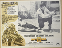 THE INVINCIBLE SIX (Card 3) Cinema Lobby Card Set