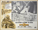 THE INVINCIBLE SIX (Card 7) Cinema Lobby Card Set