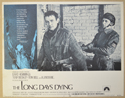 THE LONG DAYS DYING (Card 1) Cinema Lobby Card Set