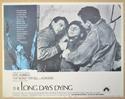 THE LONG DAYS DYING (Card 2) Cinema Lobby Card Set