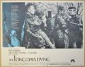 THE LONG DAYS DYING (Card 3) Cinema Lobby Card Set
