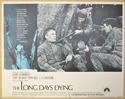 THE LONG DAYS DYING (Card 4) Cinema Lobby Card Set