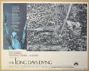 THE LONG DAYS DYING (Card 7) Cinema Lobby Card Set