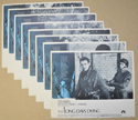Long Days Dying (The) <p><i> Set Of 8 Cinema Lobby Cards </i></p>