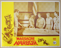 MASSACRE HARBOR (Card 1) Cinema Lobby Card Set