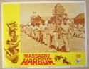 MASSACRE HARBOR (Card 3) Cinema Lobby Card Set
