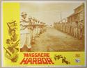 MASSACRE HARBOR (Card 5) Cinema Lobby Card Set