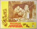 MASSACRE HARBOR (Card 6) Cinema Lobby Card Set