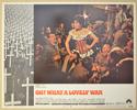 OH! WHAT A LOVELY WAR (Card 5) Cinema Lobby Card Set