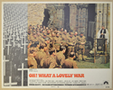 OH! WHAT A LOVELY WAR (Card 7) Cinema Lobby Card Set