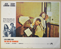 THE OUT OF TOWNERS (Card 1) Cinema Lobby Card Set