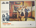 THE OUT OF TOWNERS (Card 6) Cinema Lobby Card Set
