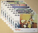 Out Of Towners (The) <p><i> Set Of 8 Cinema Lobby Cards </i></p>
