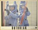 OUTBREAK (Card 2) Cinema Lobby Card Set
