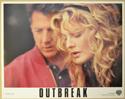 OUTBREAK (Card 3) Cinema Lobby Card Set