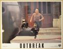 OUTBREAK (Card 4) Cinema Lobby Card Set