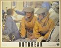 OUTBREAK (Card 5) Cinema Lobby Card Set