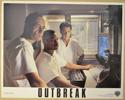 OUTBREAK (Card 6) Cinema Lobby Card Set