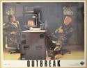 OUTBREAK (Card 7) Cinema Lobby Card Set