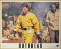 OUTBREAK (Card 8) Cinema Lobby Card Set